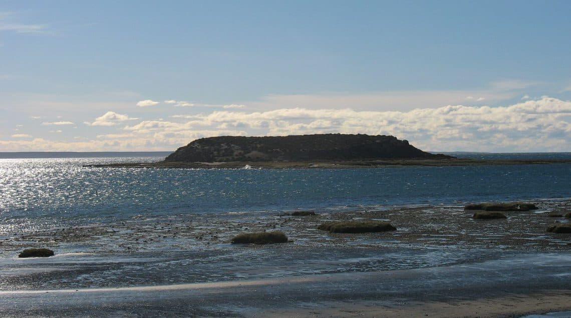 Isla de los Pájaros, Chubut