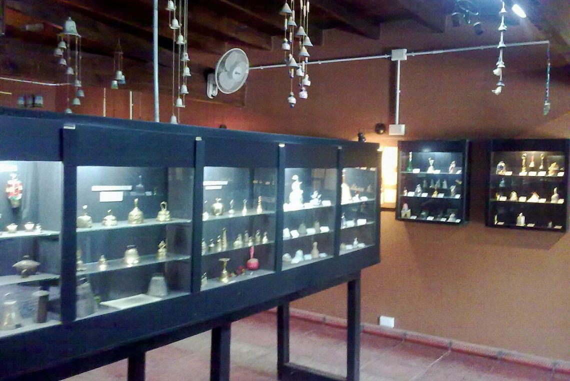 Museo de las Campanas, Mina Clavero, Córdoba