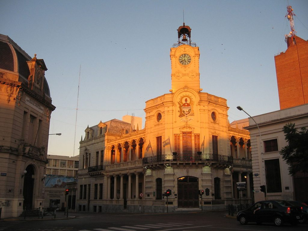 Palacio Municipal de Paraná, Entre Rïos