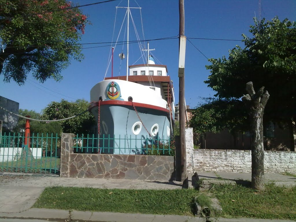 Casa Barco, San Nicolás de los Arroyos