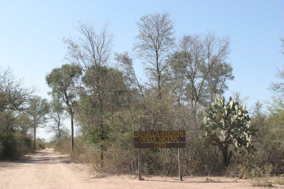 Parque Nacional Copo - Santiago del Estero