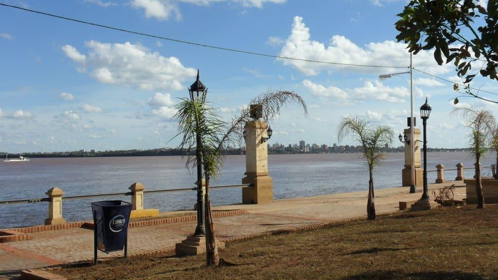 Costanera de Paso de los Libres, Corrientes