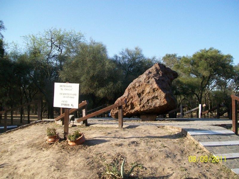 Campo del Cielo, Chaco