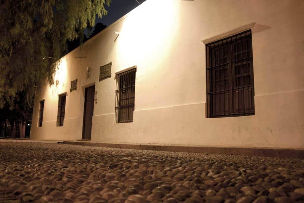 Casa natal de Sarmiento, Ciudad de San Juan
