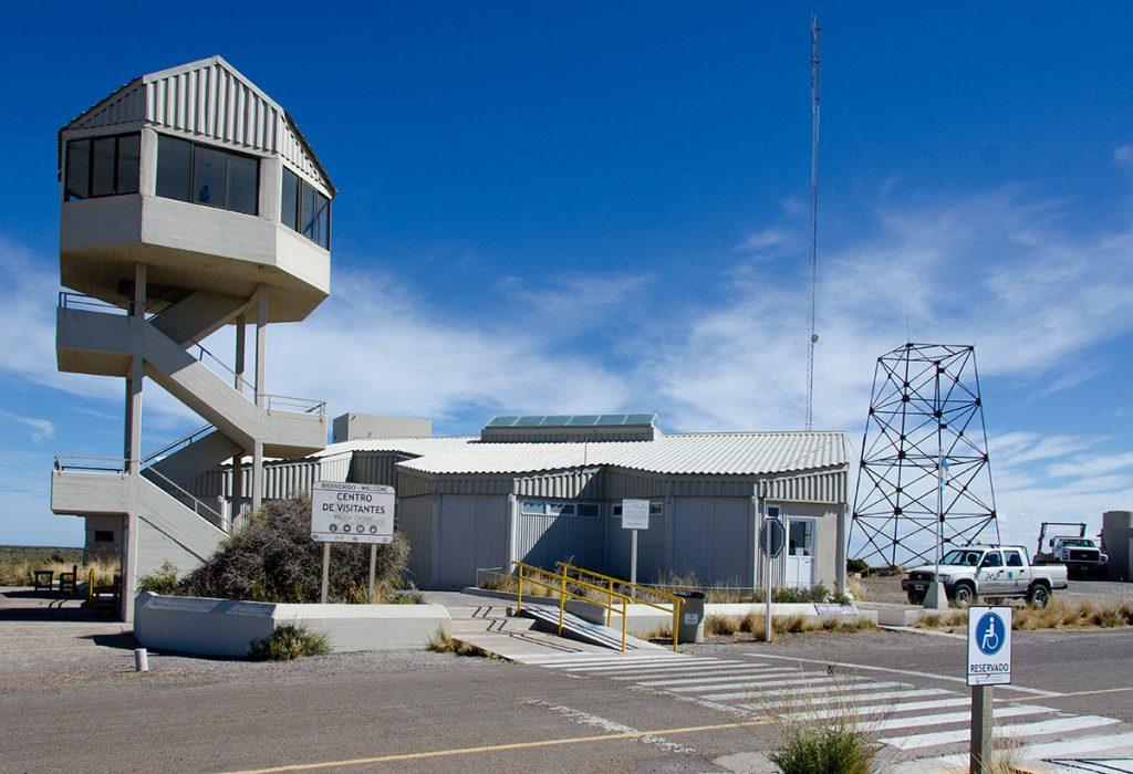 Centro de Visitantes de Puerto Pirámides, Chubut