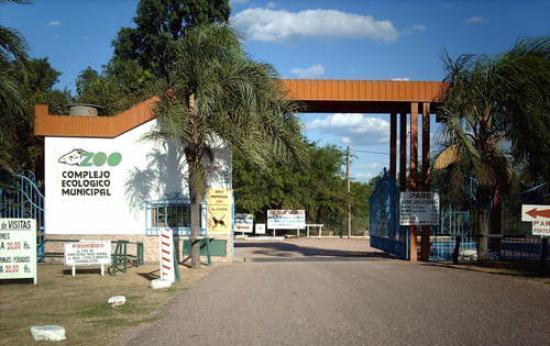 Complejo Ecológico Municipal de Roque Saenz Peña, Chaco
