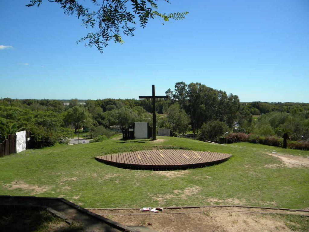 Via Crucis en las Barrancas de San Pedro