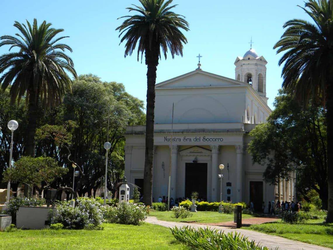 Iglesia Nuestra Señora del Socorro de San Pedro