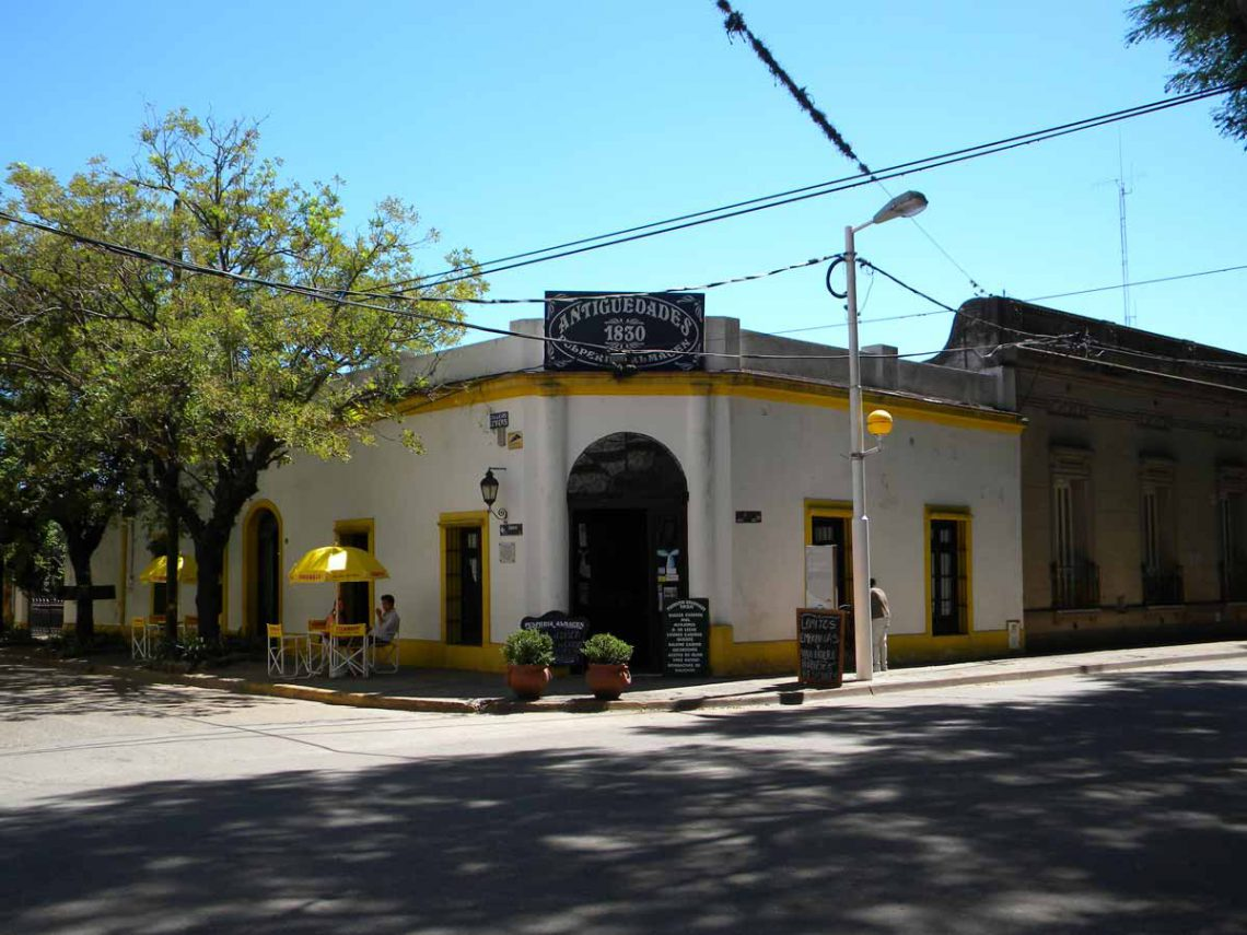 casa mas antigua de San Pedro