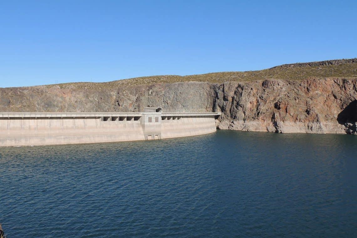 Dique Agua del Toro, San Rafael, Mendoza