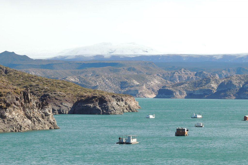 Embalse del Dique Agua del Toro, San Rafael, Mendoza