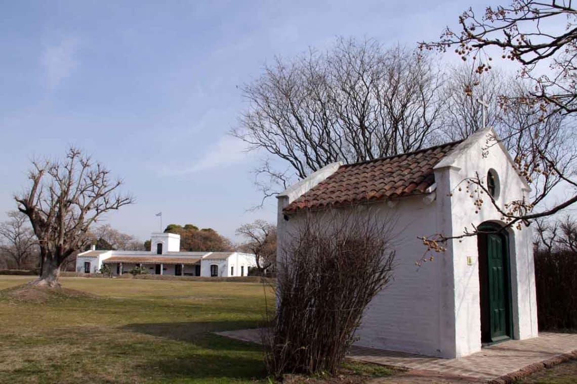 Museo Ricardo Güiraldes, San Antonio de Areco - Wikicommons
