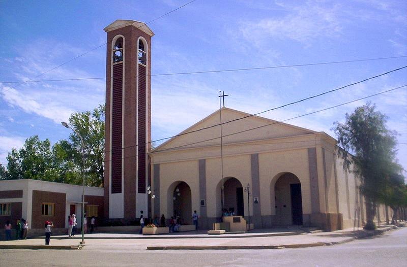 Iglesia de San José de Jáchal, San Juan