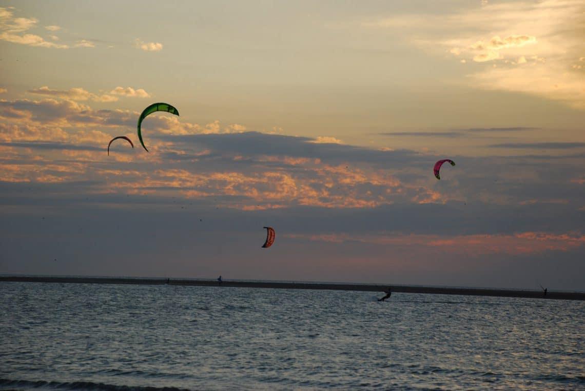 Kite Surf en Punta Rasa