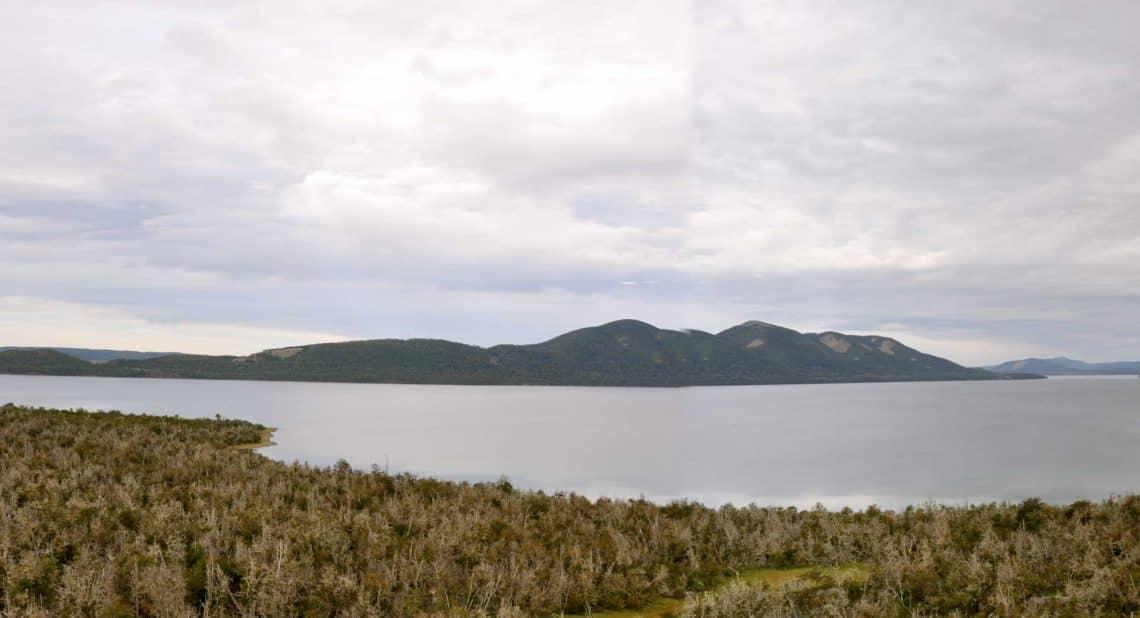 Lago Yehuin, Río Grande, Tierra del Fuego