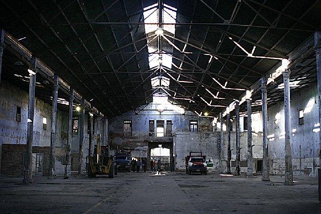 Mercado Progreso de la ciudad de Santa Fe