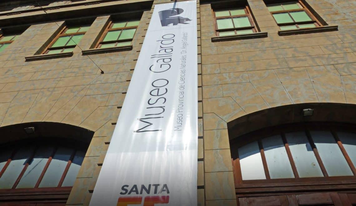 Museo de Ciencias Naturales Dr. Ángel Gallardo, Rosario
