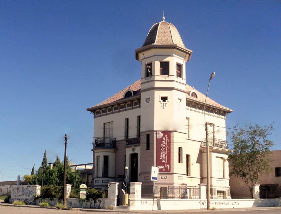 Museo Provincial de Ciencias Naturales y Oceanográfico, Puerto Madryn