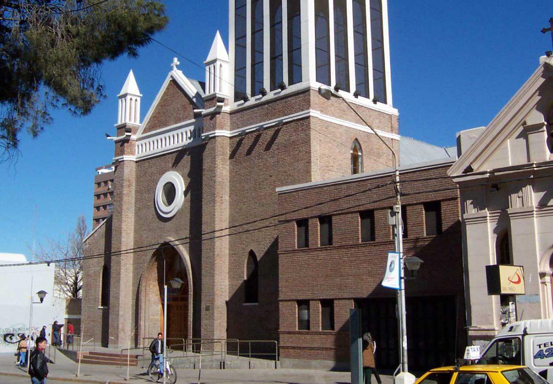 Catedral Maria Auxiliadora de la ciudad de Neuquén