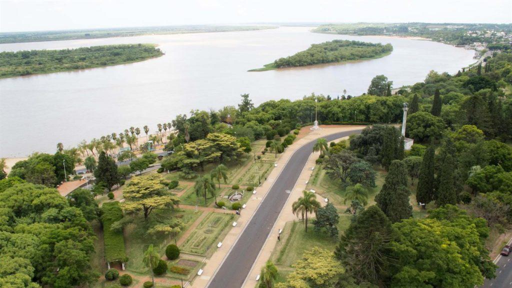 Parque Urquiza de Paraná -Cámara Entrerriana de Turismo CET
