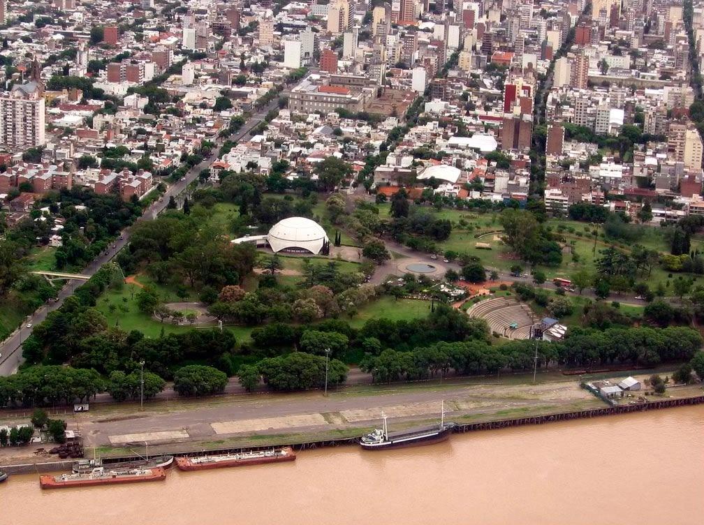 Parque Urquiza, Rosario