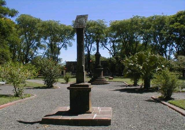 Parque Mitre de Mercedes, Corrientes