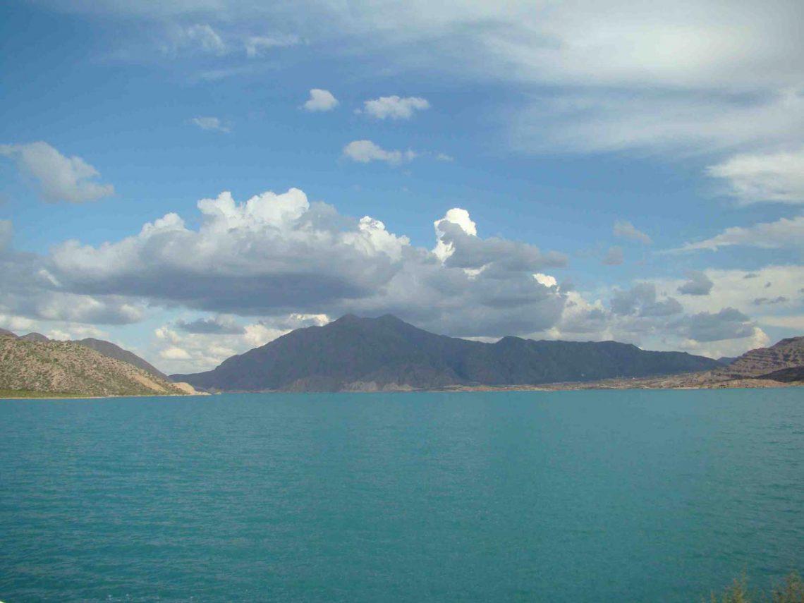 Embalse del Dique Potrerillos, Mendoza