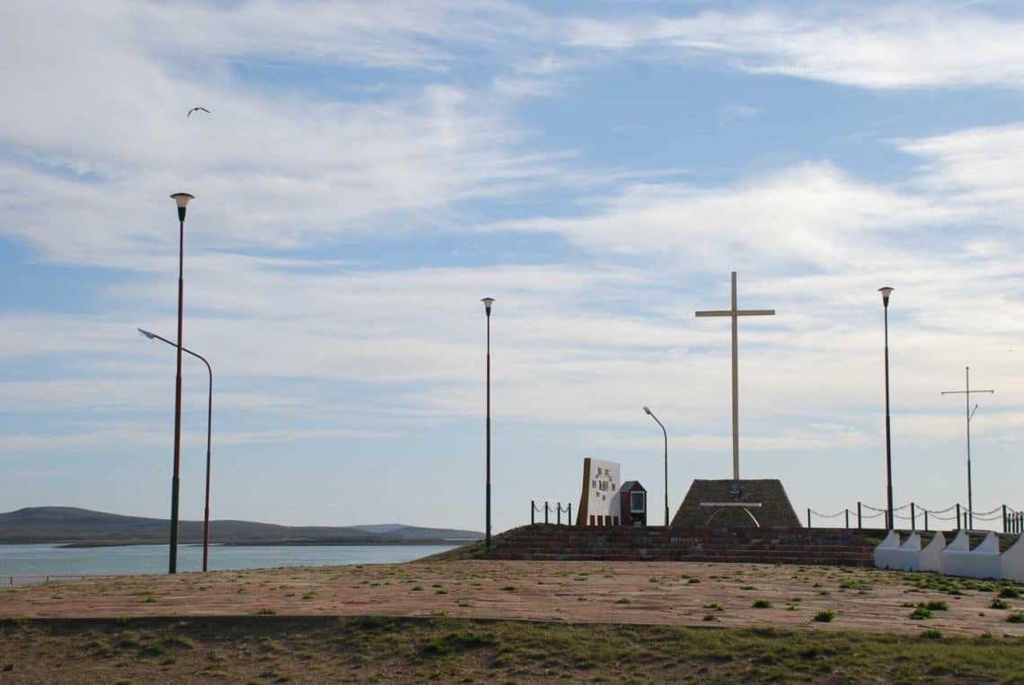 Monumento a la Primera Misa, Puerto San Julián, Santa Cruz