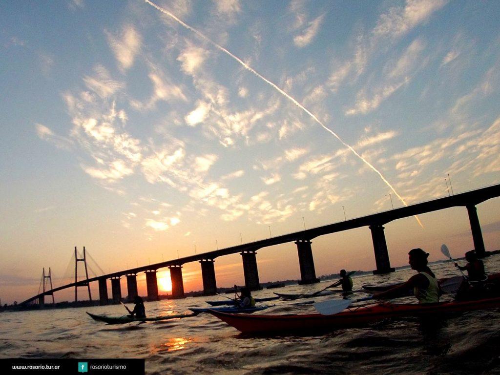 Puente Rosario Victoria, Santa Fe - foto: Rosario Turismo