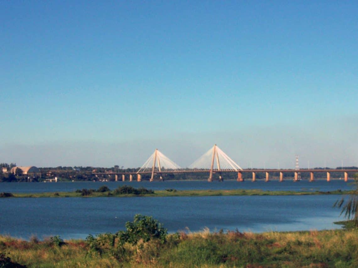 Puente Internacional San Roque González de Santa Cruz, Posadas, Misiones