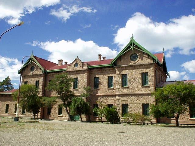Museo del ex Ferrocarril Patogénico, Puerto Deseado, Santa Cruz