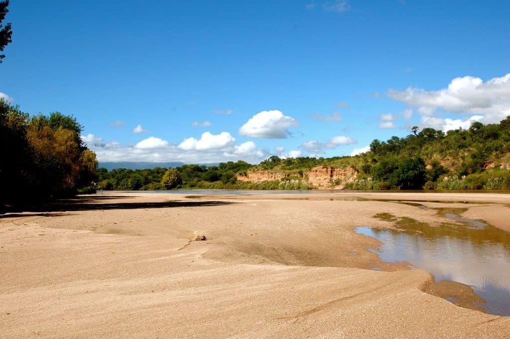 Río Los Sauces - Dirección de Turismo de Nono