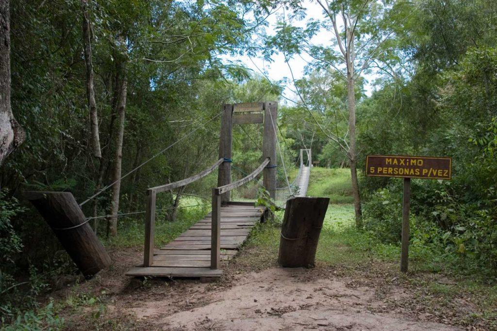 Parque Provincial Pampa del Indio, Chaco