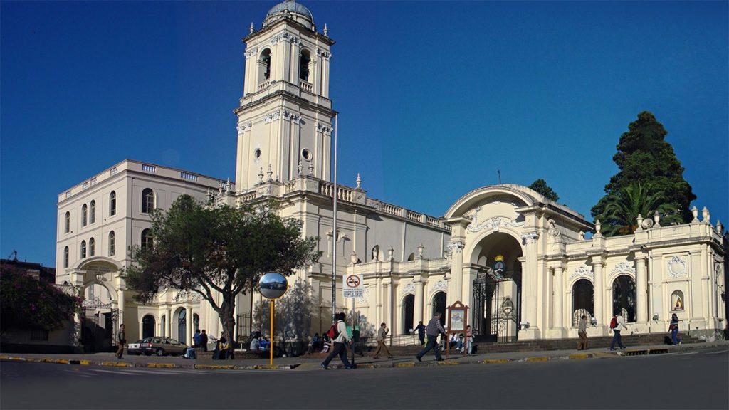 Catedral de San Salvador de Jujuy - Valles - www.turismo.jujuy.gov.a