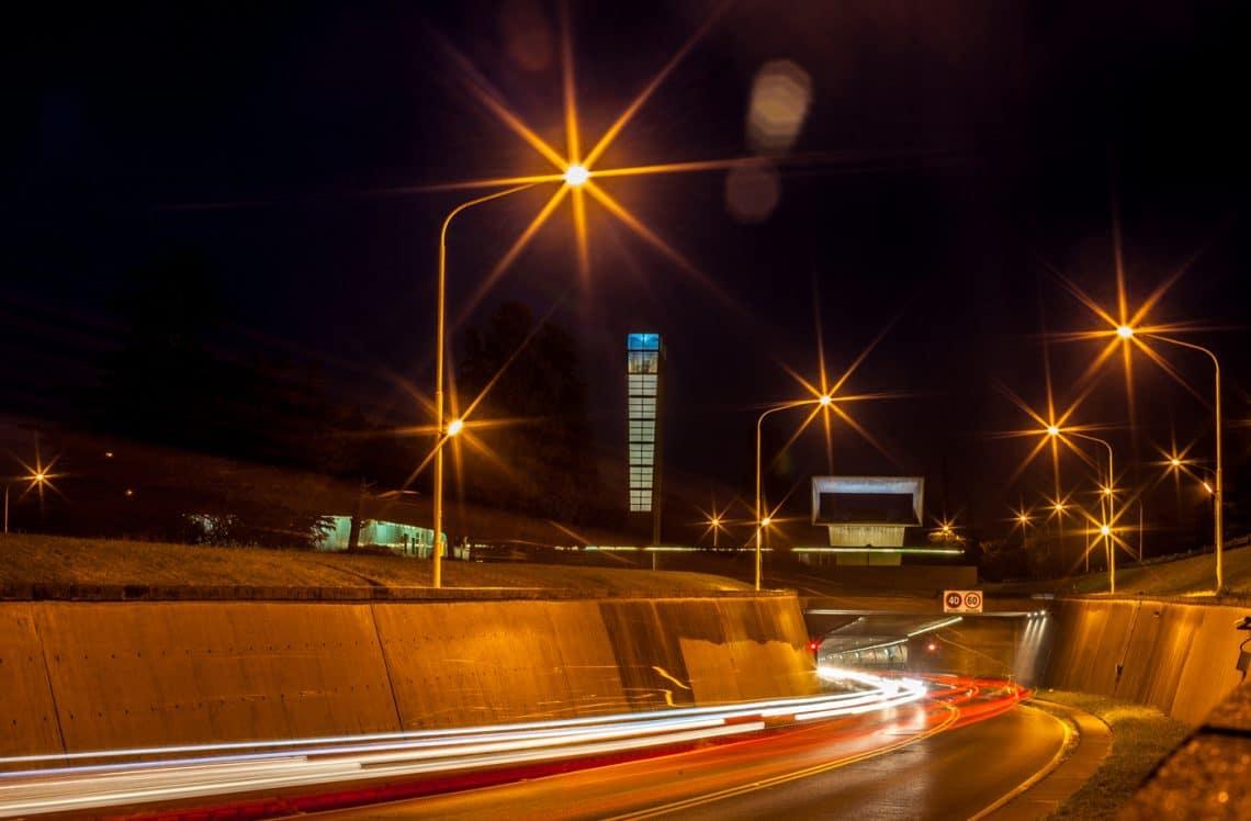 Túnel Subfluvial de la ciudad de Santa Fe