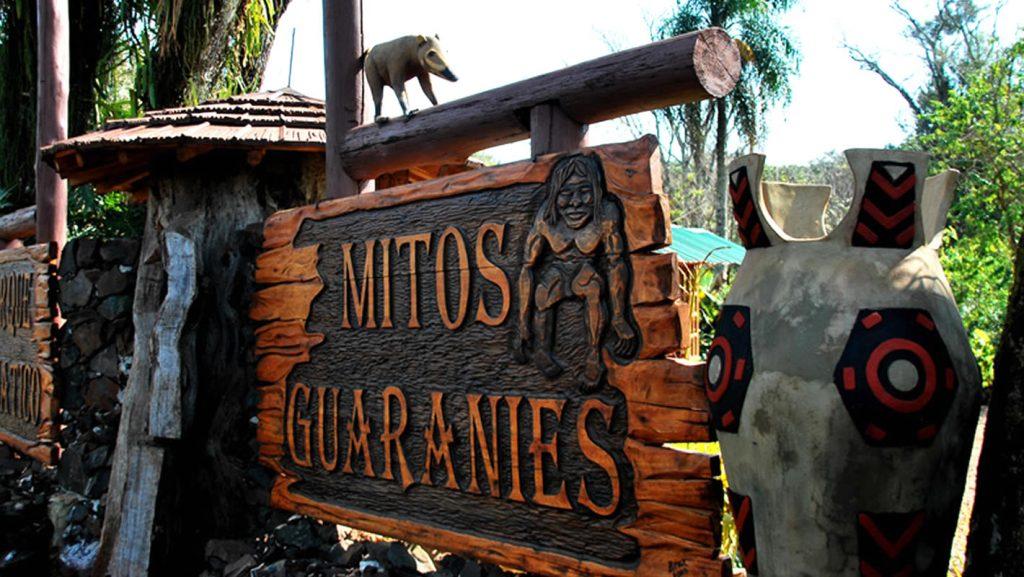 parque temático mitos guaraníes, Wanda, Misiones