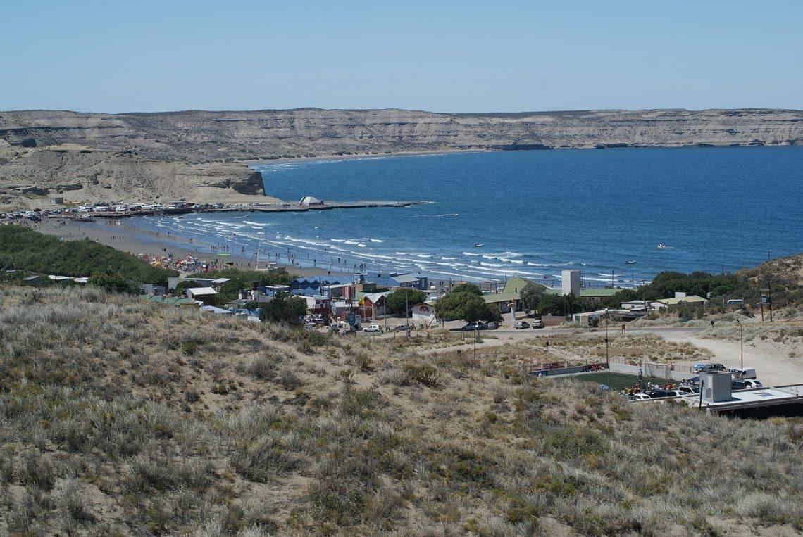 Puerto Pirámides, Chubut