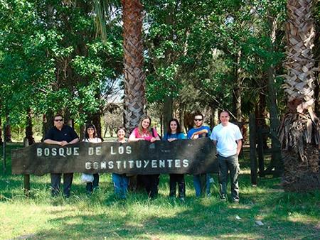 Bosque de los Constituyentes, Rosario