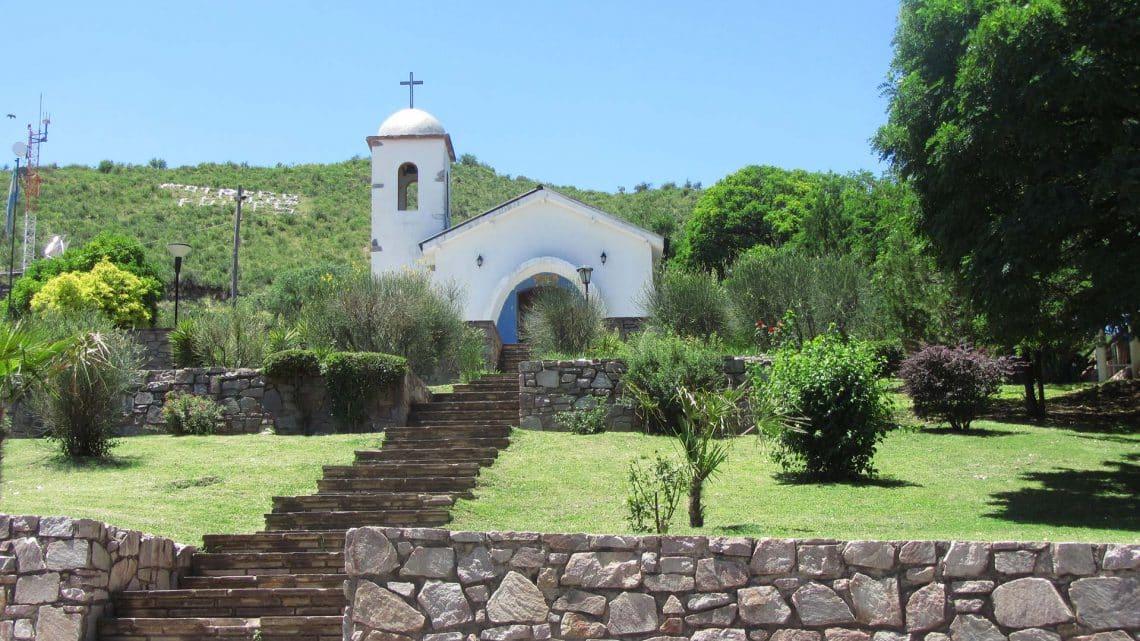 Capilla San Antonio, Potrero de los Funes, San Luis