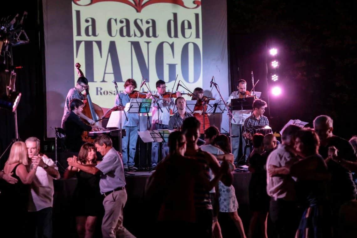 Complejo Cultural Casa de Tango
