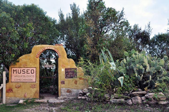 Museo Comechingon y Jardín Botánico de Cactus de Mina Clavero