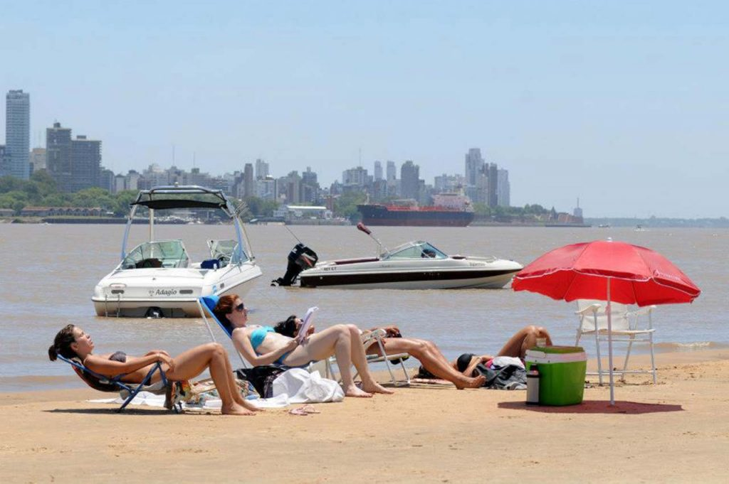 El Banquito de San Andrés, Rosario - Rosario Turismo