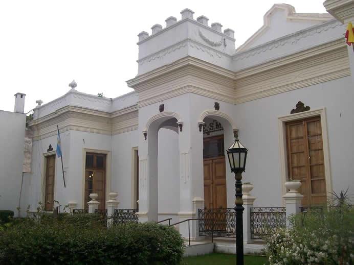Teatro Español de Santa Rosa, La Pampa