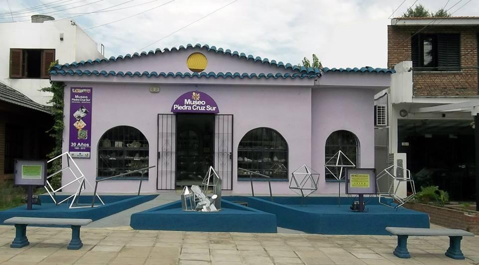 Museo Piedra Cruz Sur de Mina Clavero