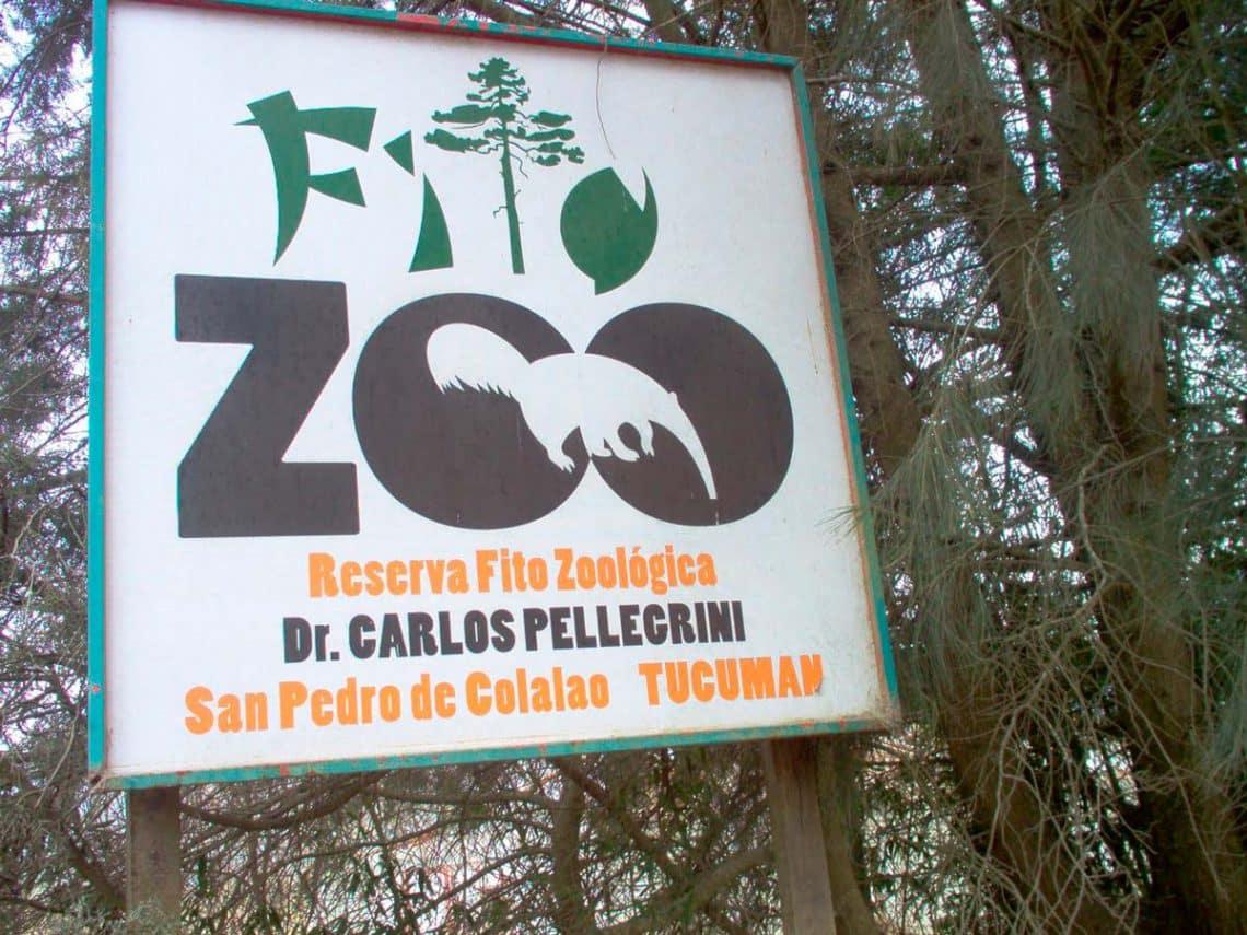 Reserva Fitozoológica Dr. Carlos Pellegrini San Pedro de Colalao - tucumán