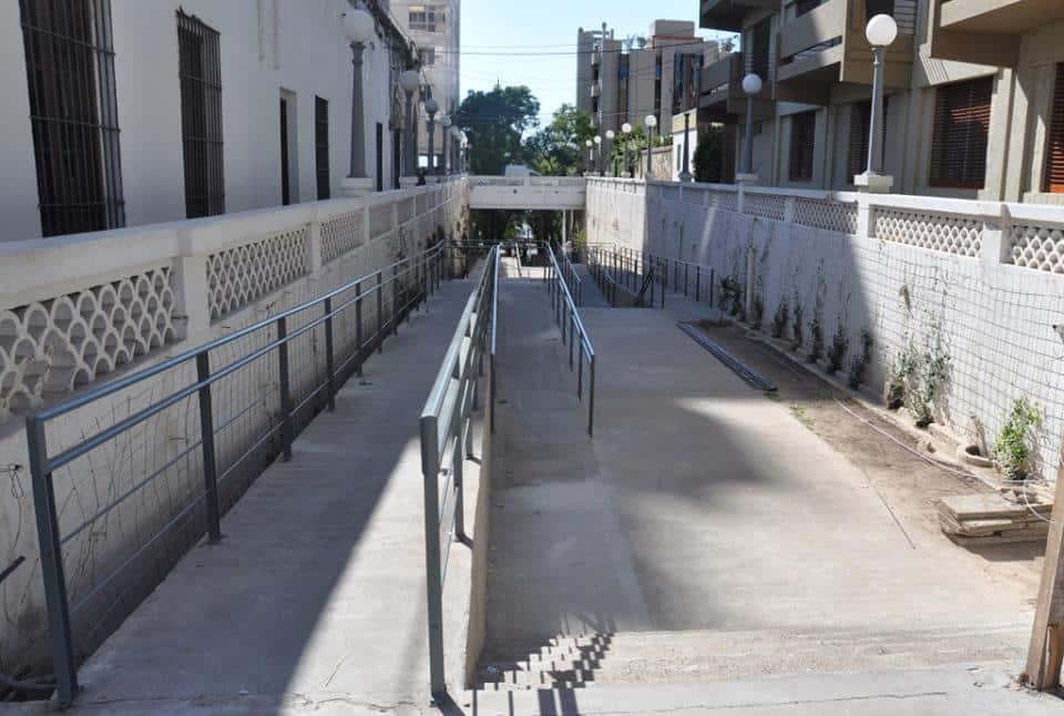 Bajada de calle Belgrano, San Nicolás de los Arroyos