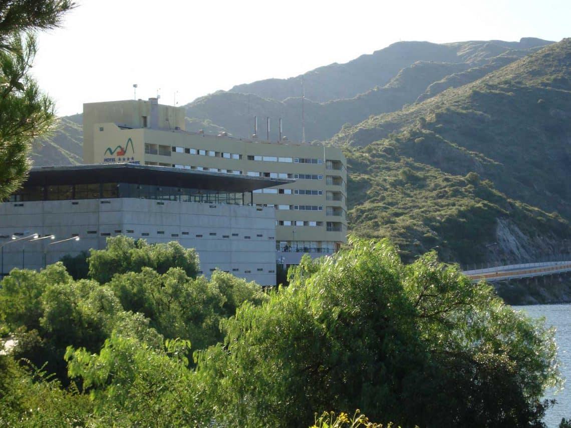 Hotel Internacional, Potrero de los Funes, San Luis