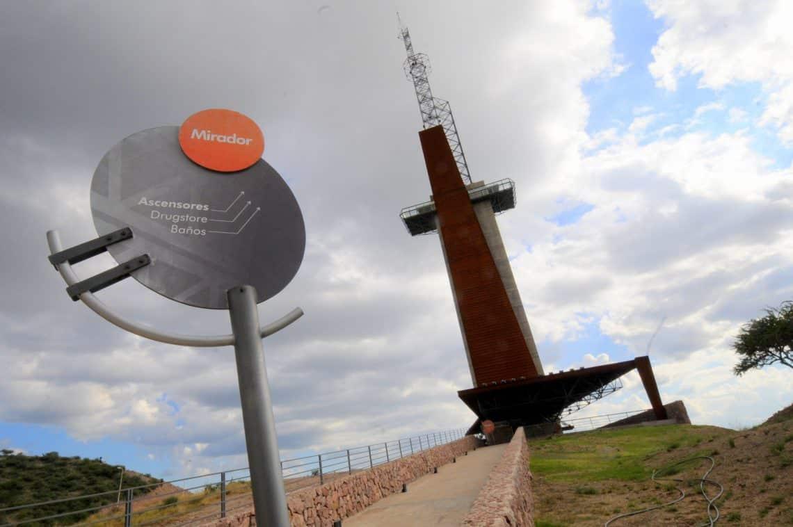 Hito del Bicentenario, San Luis
