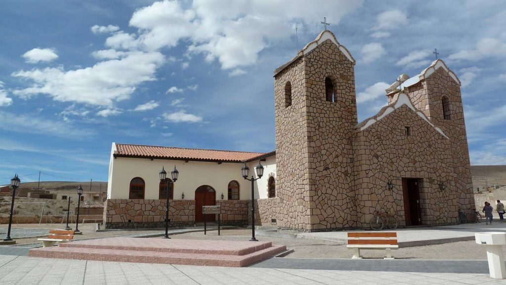 Iglesia de San Antonio de los Cobres, Salta