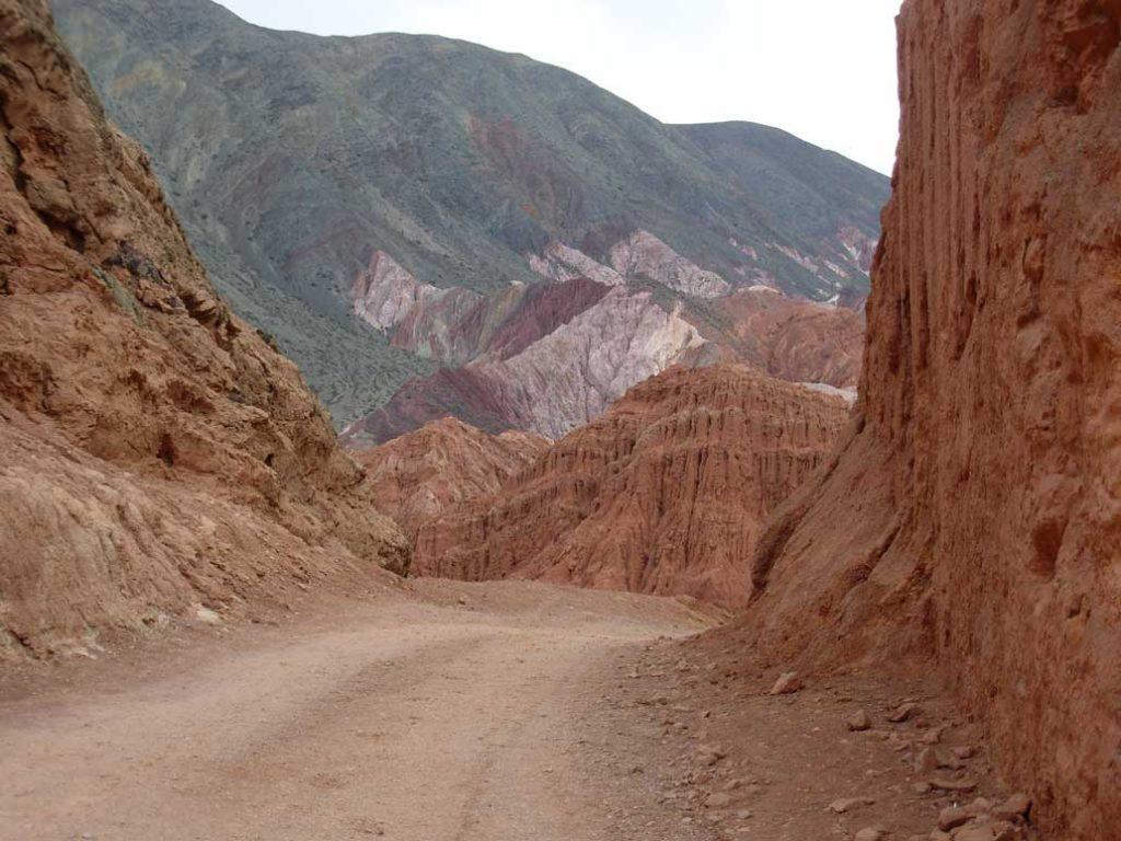 Paseo de los Colorados, Purmamarca, Jujuy